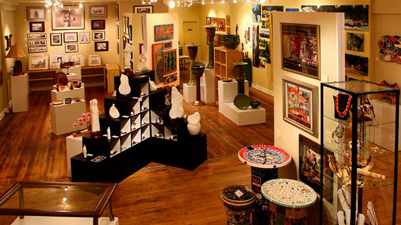 grass valley artists
