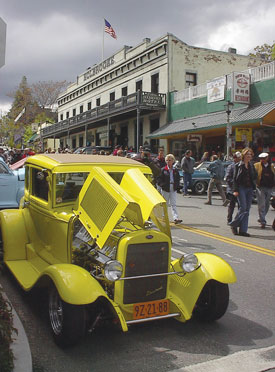 grass valley car show image 1