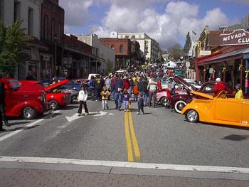 grass valley car show image 2