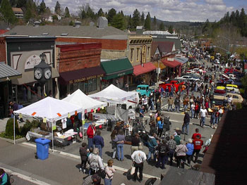 grass valley car show image 3