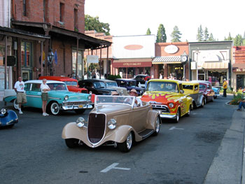grass valley car show image 5