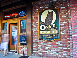the owl grill and saloon grass valley california