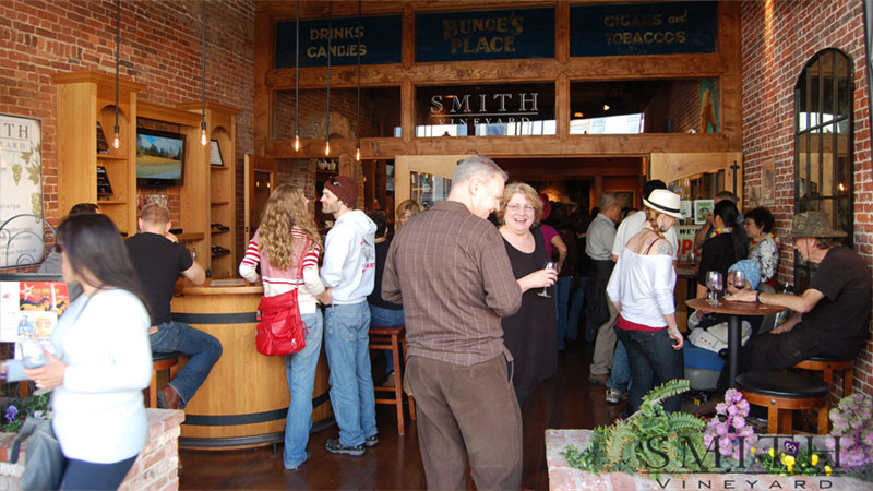 grass valley wine tasting