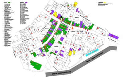Downtown Grass Valley Parking Maps - DowntownGrassValley.com