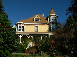 swan-levine house, grass valley california