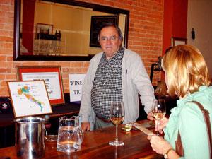 avanguardia wines grass valley wine tasting room image