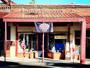 williams stationery grass valley