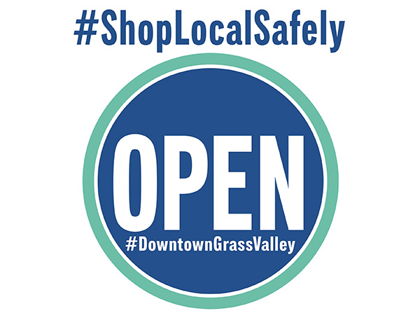 shop local safely logo