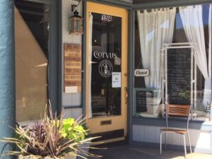 Corvus Bakery Grass Valley