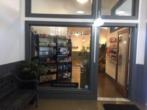 Champagne Jane hair salon Grass Valley