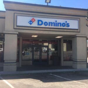Domino's grass valley