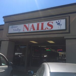 Grass Valley Nails