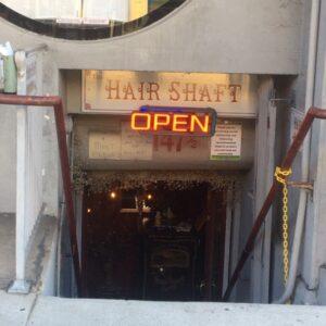Hair Shaft Grass Valley