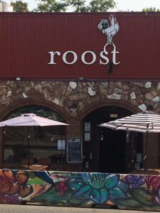 Roost Grass Valley