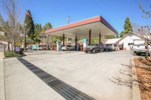 robinsons gas station